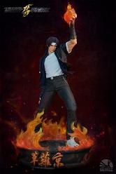 King of Fighters: Kyo Statue
