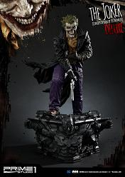 DC Comics: Deluxe The Joker Statue