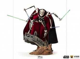 Star Wars: Revenge of the Sith - General Grievous 1:10 Scale Sta