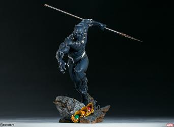 Marvel: Avengers Assemble - Black Panther 1:5 scale Statue
