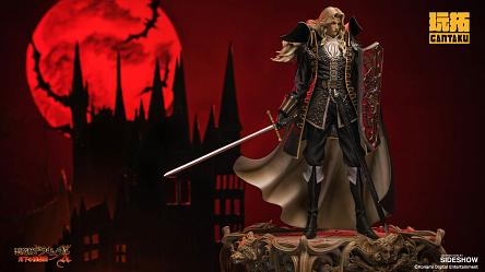 Castlevania: Symphony of the Night - Alucard 1:5 Scale Statue